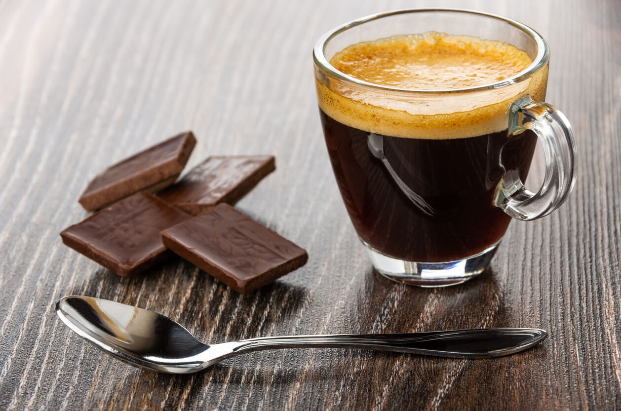 Coffee and chocolate are two top things that stain your teeth.